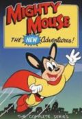 New Adventures of Mighty Mouse: Bat with a Golden Tongue/Mundane Voyage S.2 E.3