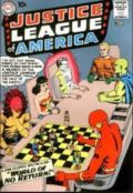 Justice League of America: Bad Day on Black Mountain