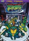 Teenage Mutant Ninja Turtles S.6 E.23 DNA Is Thicker Than Water